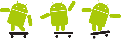 Androidのマスコットキャラクタ(正式名称不明・・・調査中)